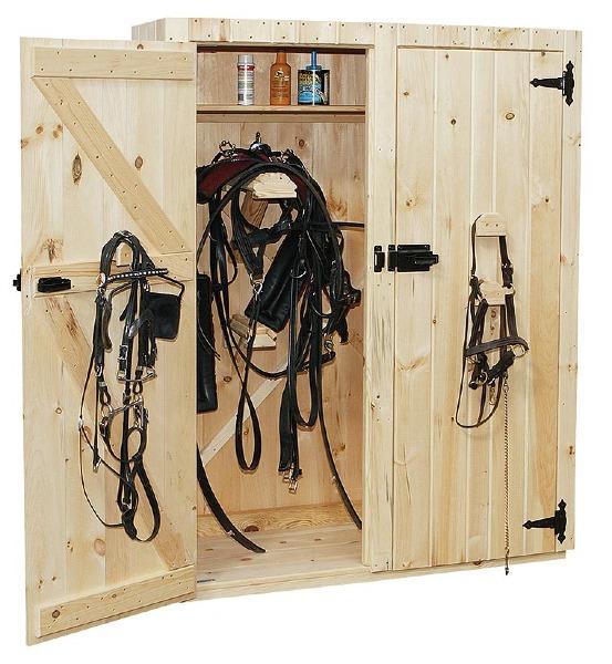 Saddle Cabinets - Eberly BarnsEberly Barns