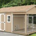 Dog Kennels & Dog Houses - Eberly Barns
