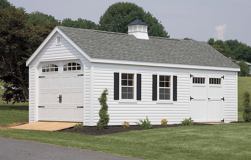 Modular Garages Eberly Barnseberly Barns