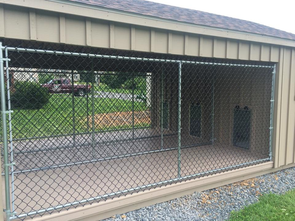 Dog Kennels Eberly Barnseberly Barns
