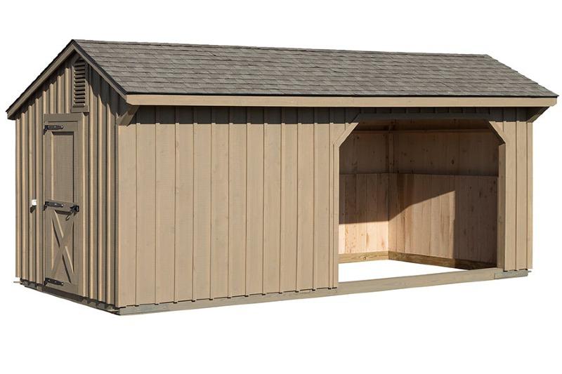 Run In Sheds And Barns : Run in sheds eberly barnseberly barns