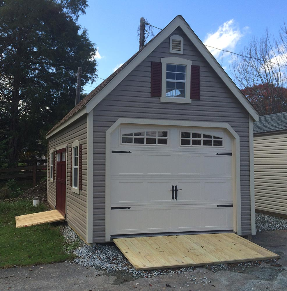 Modular garages eberly barnseberly barns for Barns and garages
