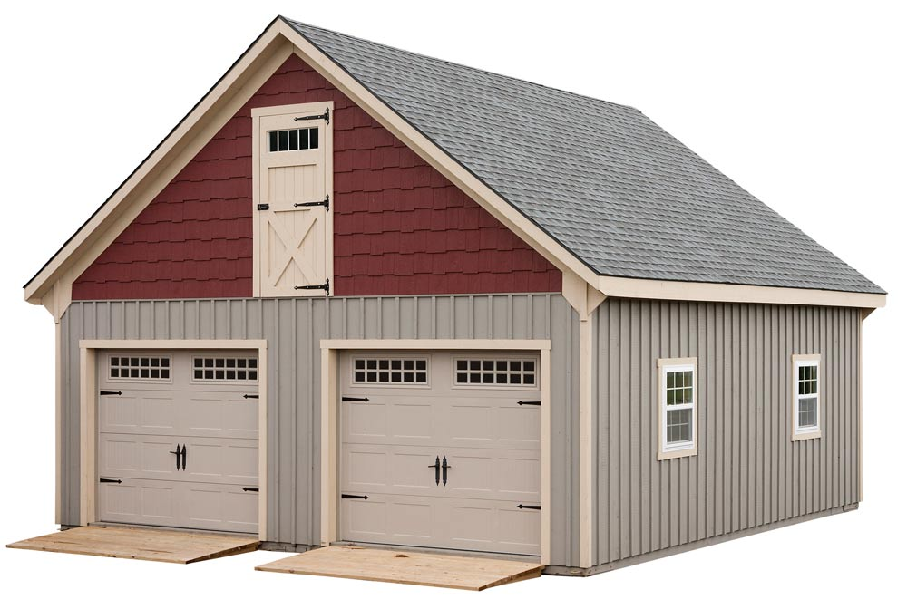 Prefab garages cool modular garage pitch modular garage x for Modular garage addition