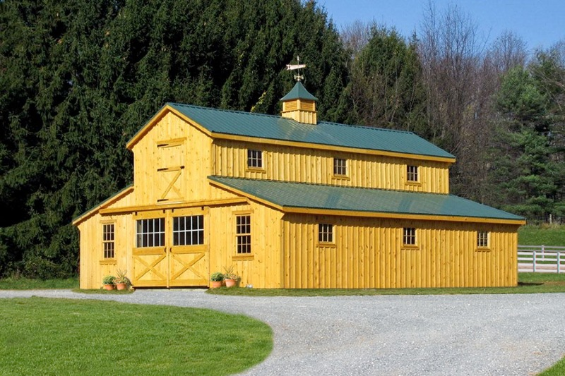Monitor style eberly barnseberly barns for Monitor style barn plans
