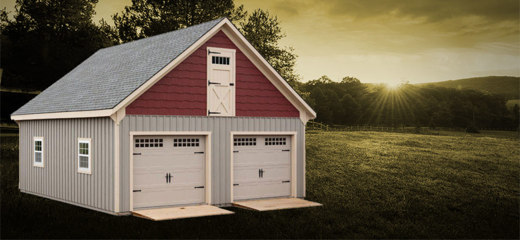 Quality Barns Amp Sheds Made In Lancaster Pa Eberly